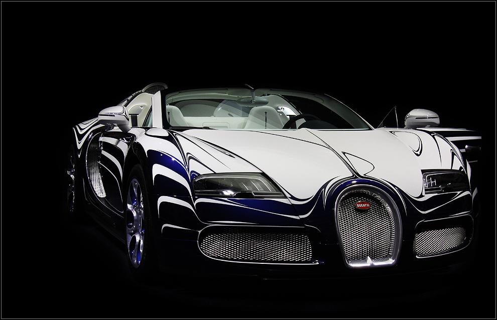 motive technik bugatti veyron grand sport l 39 or. Black Bedroom Furniture Sets. Home Design Ideas